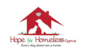 Logo hope for homeless